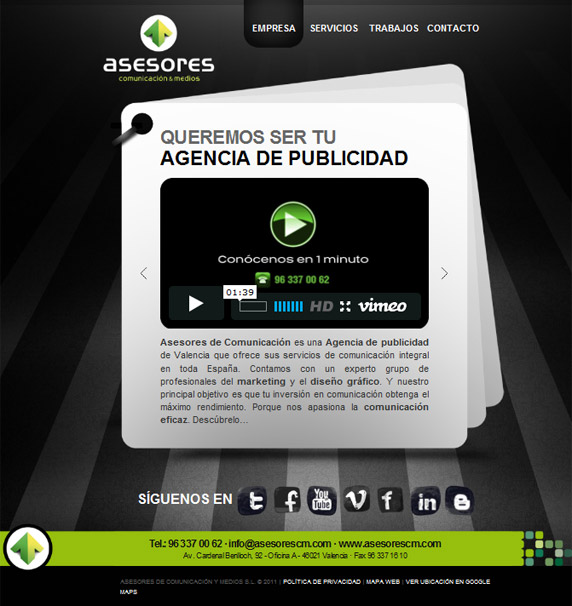 Web Asesores